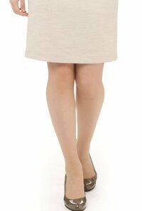 写真のスカート丈だとミニスカートになってしまいますか?私は膝丈という認識でしたが。。