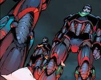 MARVELコミックのセンチネルとヒロアカの雄英高校のキャラクター達が戦ったらどちらが強いですか?