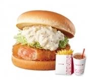 ハンバーガーショップで一番うまいバーガーは     ロッテリアのサクサクじゅわっの  「エビバーガー」で間違いないですよね?     ・・・うまいお!