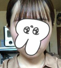 この顔の形って何型ですか?(丸顔、面長など) 自分で調べて見てもよく分からなかったので教えていただきたいです。