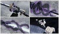 ワンピースのアニメ最新話での回想について。 ゾロが秋水に覇気を纏わせてる場面?だと思うのですが、これはいつですか?