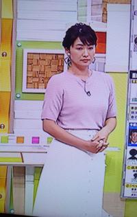お久しぶりに古川枝里子CBCアナを観ました。相変わらず綺麗で素敵でした。同感の方おりますか。
