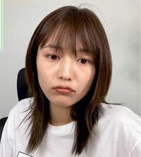 川口春奈さんのこの髪型ってウルフカットですか?