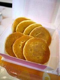 マクドナルドのプチパンケーキは好きですか?