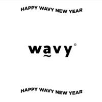 この画像のように、文字を波のようにウェーブ加工できるアプリを教えてください