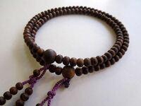 お数珠なんですけど 喪主や喪主の家族だったら 本式?の珠が108個ついてる物が適切なのですか?