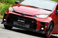 車のエンジンに詳しい方に質問です!  近々GRヤリスというスポーツタイプの車がトヨタから発売されるかと思いますが、RZモデルがMT車で1.6リッターターボエンジン、RSモデルがCVT車で1.5L自然 吸気エンジンと聞...