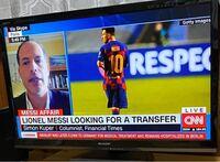 バルセロナを退団して メッシは  どこへ行くのですか?