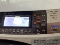 日立 BD-S8800のドラム式洗濯乾燥機を使用しているのですが 静止乾燥したくて取り扱い説明書を見たのですが 静止乾燥の文字は洗濯機にあるけれど乾燥ボタンを押しても静止乾燥が光らず、静止 乾燥を選択する事...