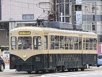 富山市の路面電車は、富山駅で 南北接続されました。  写真の7000形電車は、 海まで運行されますか? それとも富山駅から北には行かず、 海には行かないですか?