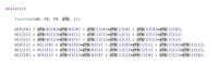 c言語の関数についてです。 main関数内にて戻り値のない関数(下の画像のfunction)を呼び出した場合、関数を呼び出した後の記述に関数の実引数(df0など)が用いられています。 この引数は最初に初期化されて0になっており、この後のコードに実引数に関して言及されてはいません。  どうなっているのか分からず、教えて欲しいです。