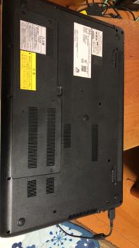 ノートパソコン 「lavie ls150」のファンを外したいのですが、ボトムケースのネジがどれか、分からなくてわかる方教えて下さい。
