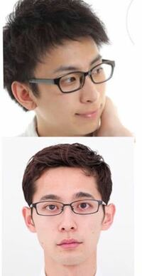 フレームが太いメガネと細いメガネ どちらが好きですか?  男ですが、どのメガネを買うか迷ってます。 あくまで見た目の回答をお願いします。