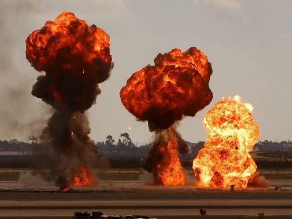 爆破予告ってたまにありますが、実際爆破されたことってあるのでしょうか?。
