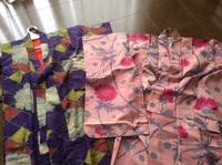 母の箪笥にありました。これはどういう時に着る着物でしょうか? 宜しくお願いします。