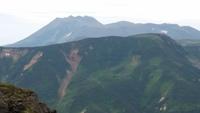 北海道のトムラウシ山ってお鉢があるんですか?