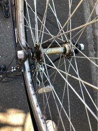 一般自転車の前輪を交換している時に、最後全部戻して締めようとしたところ、ネジが空回って締まりません。 どうしたらいいでしょうか。