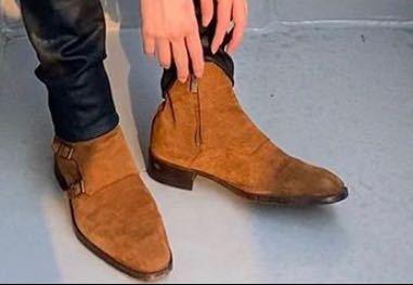 このブーツの種類、名前わかる方いますか? いたら教えて頂きたいです。