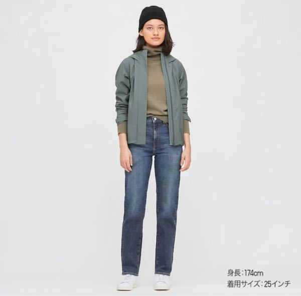 ユニクロのスリムストレートハイライズジーンズに 似たような形で、ユニクロより安価なジーンズはありますか?