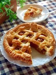 おはようございます☀️ アップルパイとイチゴショートケーキ どちらが好きですか?