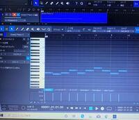 studio one prime 初心者で楽器未経験です。 グランドピアノをマウス入力してみて再生したのですが自分が思っているリズムで弾いてくれません。ボー読みの様な感じになってしまいます。  その辺りの調整はどの様にすればいいんでしょうか?