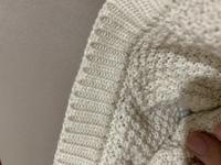 セーターなどの端のこの編み方はかぎ針編みではできませんか?  また名前や編み方のリンク等教えていただけたら嬉しいです!
