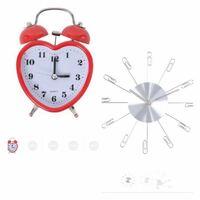 フライングタイガーの時計を持っている方にお聞きしたいのですが、この時計はカチカチ音がうるさいですか?