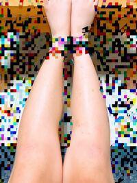 こんな感じの足なんですがストレッチや脚パカってききますか?