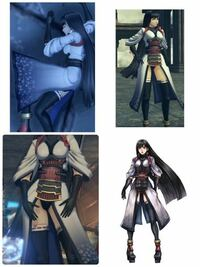コスプレの衣装作成についてです。 当方こちらの画像のキャラクターのコスプレをしようと考えているのですが、マイナーなキャラクターの為、販売している衣装が無く、自力で制作することにしました。 初めての衣...