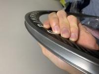 メルカリでチューブラータイヤとして購入したのですがこれってクリンチャーですよね?クリンチャーならそれはそれで構わないのですが…