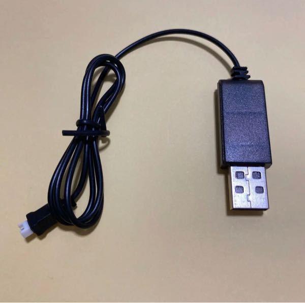 リチウムイオンポリマーの充電用ケーブルなのですが 保護回路ついてると思いますか?