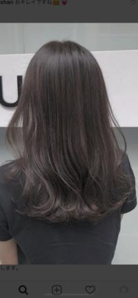 暗めの髪色からイルミナカラーでこのような色になりますか?