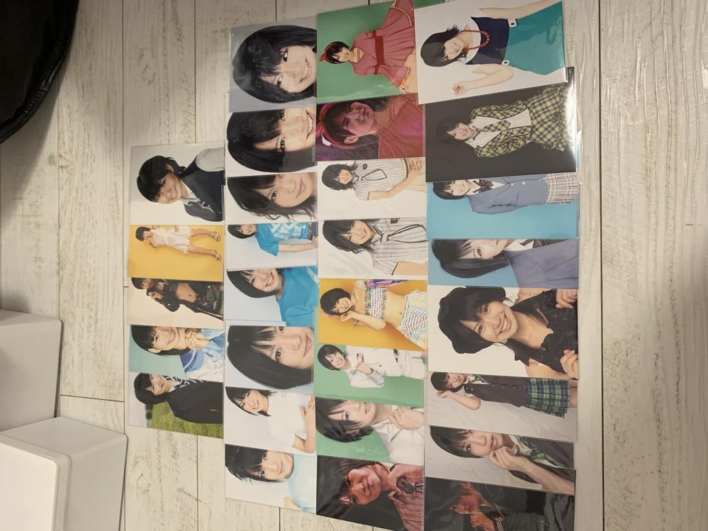AKB劇場ガチャ(ハズレ)の生写真を出た順に教えてください。↓↓↓ #AKB48 #生写真
