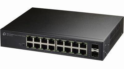l2スイッチの接続口で、LANポートじゃない所が2箇所だけとかついてるけどこれはなんの接続口なんですか?