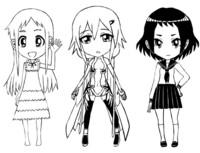 茅野愛衣さんが声を担当したキャラクターで一番好きなのは誰ですか?