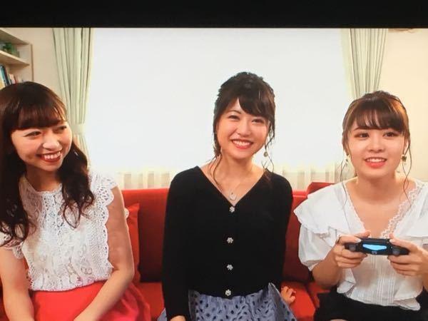 この3人の女性の名前わかりますか? モンハンのCMに出ています。
