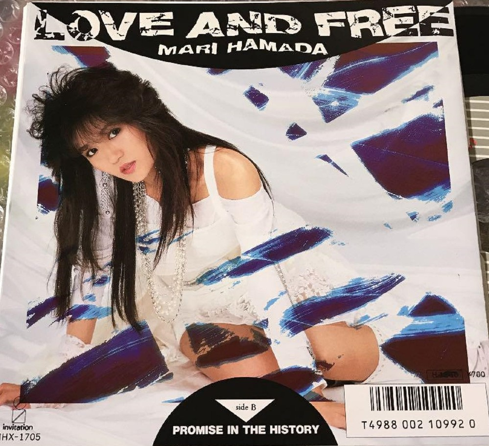 「LOVE AND FREE」自由帳です