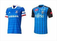 サッカーファンに質問です! 横浜Fマリノスのユニフォームと、川崎フロンターレのユニフォームだったら、どっちの方がかっこいいですか?