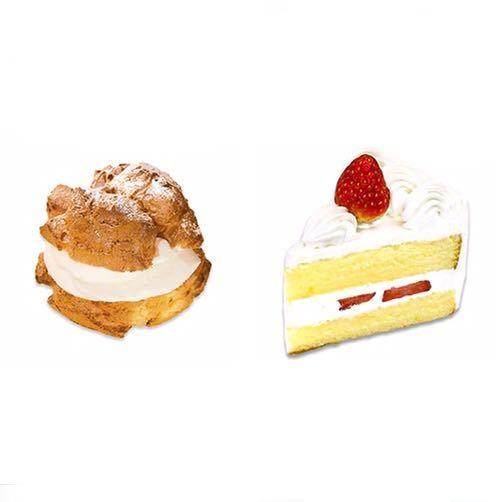 不二家のケーキやシュークリームは美味しいですか?