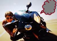 【大喜利】画像でひとこと . このオートバイにセリフを願います!