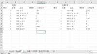 VBA照合システムを作成したいので教えてください。 添付のようなデータがあります。 比較元と比較対象の二つのデータがあります。 品番をトリガーにして構成、品番、品名、構成数、品名の内容があってるか照合し、 照合結果は別シートに転記するプログラムを作成したいと考えています。 別シートには、添付と同じような構成、品番、品名、構成数の欄があり、データが合っていればOK、違っていればNGの結果を返し...