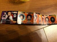 ゲーセンで、炭次郎をゲットしました。 ポケマケット 鬼滅の刃02というシリーズみたいですが、シークレットキャラクターは誰でしょうか。わかる方教えてください