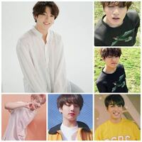 bts jungkook この写真は全て公式ですか?
