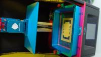 3Dプリンターに関して教えて下さい。 光造形のPHOTONを中古で購入しました。  Z=0をA4の紙が抵抗になる程度の所で設定。 スライサーは、THITUBOXを使ってます。  作って見たら、プラットホームに何にも出来ていな...