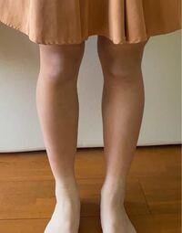 この脚出してスカート着てたら引きますか?