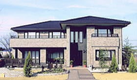 自宅建物だけで98坪を2人で住むには? 広い?? 図面で見たら小さく感じます。