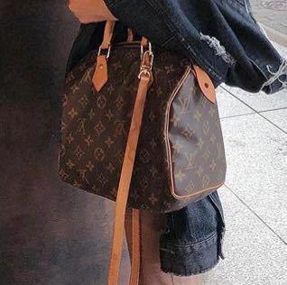 このルイヴィトンの鞄、なんていう名前のものか分かる方いますか?