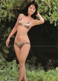 こちらの女性の名前を御存知な方教えて下さい。 若い頃の岡田奈々(女優)に雰囲気が似ており、気になっております。