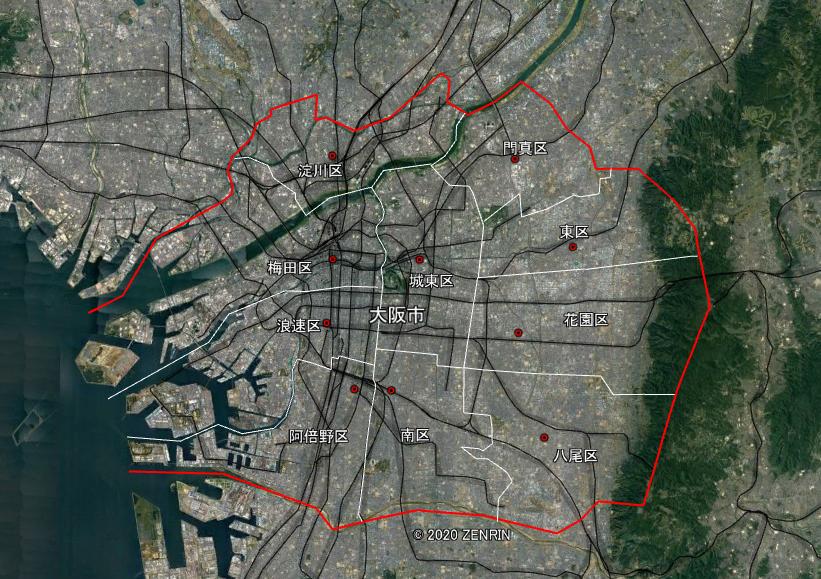大阪市は都構想とか総合区とか構想していますが、まずは周辺市との合併を目指すべきでは? 大阪市は...