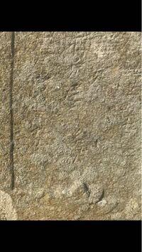 こんにちは。実家に古くから(500年?くらい前)ある石碑があるのですが古くなっており中々読めない為どうすれば解読できるかなと模索中です。詳しい方いたらアドバイスお願いします。